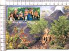 THAILANDE     -  AKHA   HILLTRIBE   VILLAGE   -   2  Vues - Tailandia