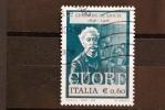 ITALIA USATI 2008 - EDMONDO DE AMICIS - RIF. G 1418 - QUALITA´ LUSSO - 6. 1946-.. Repubblica
