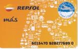 TARJETA DE GASOLINERA REPSOL-CEPSA-CAMPSA-PETRONOR (no Es Tarjeta Telefonica) PETROLEO - Petróleo