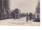 25306 PARIS -11 NOVEMBRE 1920 FETES CINQUANTENAIRE REPUBLIQUE -soldat Inconnu Coeur Gambetta Arc Triomphe- AP