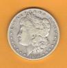 Dollaro Morgan 1880 USA - Emissioni Federali