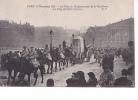 25309 PARIS -11 NOVEMBRE 1920 FETES CINQUANTENAIRE REPUBLIQUE -char Soldat Inconnu - AP - Guerre 1914-18