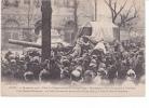 25310 PARIS -11 NOVEMBRE 1920 FETES CINQUANTENAIRE REPUBLIQUE -hommage Soldat Inconnu Gambetta  Canon 155- AP - Guerre 1914-18