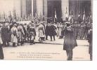25312 PARIS -11 NOVEMBRE 1920 FETES CINQUANTENAIRE REPUBLIQUE - Poilu Inconnu Gambetta Pantheon- AP