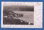 """CPA De 1901 - ABBAZIA / OPATIJA , Croatia - Cachet Pension """" Quisisana """" - C. Ledermann Wien - Croazia"""