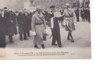 25314 PARIS -11 NOVEMBRE 1920 FETES CINQUANTENAIRE REPUBLIQUE -entree Pantheon Coeur Gambetta- AP - Guerre 1914-18