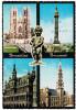 Brussel, Bruxelles, Manneken Pis (pk27007) - Monumenti, Edifici