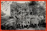 CPA Carte-Photo AK PFRONTEN Allemagne Deutschland FALKENSTEIN Als (Excursion Militaire Bitche) MILITARIA Camp - Pfronten