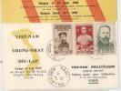 Lettre- Envelope  Vietnam  Indochine Tonkin - Viêt-Nam