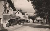 CPSM MONNETIER MORNEX (Haute Savoie) - 750 M La Place Et Le Bazar Du Salève - Sonstige Gemeinden