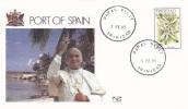 Pope John Paul II: Visit To Trinidad & Tobago 1985   (G33-78) - Päpste