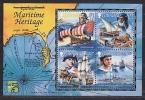 Gibraltar 1999 Maritime Heritage M/s ** Mnh (26169) - Gibraltar