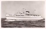 POSTAL DEL BARCO DEUTSCHLAND (BARCO-SHIP) - Comercio