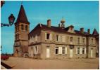 Frankrijk/France, St. Reverien, L'Eglise Et L'Hôtel De Ville, Ca. 1970 - Frankrijk