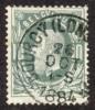 UITERST ZELDZAME RELAIS *BOURCY (LONGWILLY) OP N� 30 :26 OCT 1884 niet vermeld in nipa op nr.30