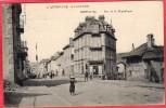 CPA 15 AURILLAC Rue De La République  ( Ro2 - Aurillac