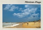 D1324 - POSTAL MIMIZAN-PLAGE - LA PLAGE SUD - Mimizan