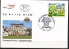 Österreich-   - FDC -1997  -  Mi.Nr.    2217-    Österreichischer Fußballmeister 1996 - FDC