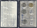 Israel 1979 Official Uncirculated Set  Trade Coins. Kompletter Münzensatz In Originalverpackung - Israel