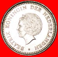 ★BEATRIX: NETHERLANDS ANTILLES ★ 1 GULDEN 1980! LOW START★NO RESERVE! - Antilles Neérlandaises