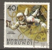 BURUNDI       -     Aéro    -    COSMONAUTE      -     Oblitéré - 1970-79: Oblitérés