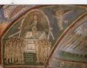 P3114 ANAGNI ( Prov. Di Frosinone, FR ) CATTEDRALE: CRISTO GIUDICE CON I MARTIRI - RELIGIOSA, RELIGION, CHIESA - Italia