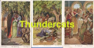 SERIE DE 6 CPA ILLUSTRATEUR OTTO KUBEL PINX CONTE HISTOIRE ARTIST SIGNED FAIRY TALE ** DIE GANSEMAGD - Contes, Fables & Légendes