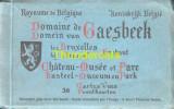 CARNET DE 36 CPA  ALBUM SOUVENIR BOEKJE MET 36 KAARTEN DOMAINE DE DOMEIN VAN GAESBEEK - Lennik