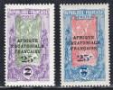 Congo Français 1924: N° 89/90 ** (YT89/90) - Luxe - Frans-Kongo (1891-1960)