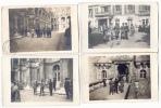 ST GERMAIN EN LAYE - Congres de la Paix 1919 - Lot 10 Cartes Photos toutes scann�es / L73