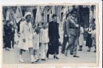 TE DEUM FAMILLE ROYALE ARRIVANT AU TE DEUM DU 21/7/38 - Funérailles