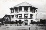 Cpa Leopoldville  Le Commissariat De Distriet - Kinshasa - Léopoldville
