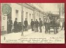 MBI-04 Contrexéville Grand Hotel De L'Etablissement, Calèche, Attelage, Très Animé. Précurseur. Cachet 1903 - France