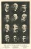 LE MINISTERE CLEMENCEAU - Personnages
