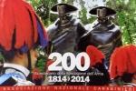 Bicentenario Della Fondazione Dell'arma Dei Carabinieri 1814-2014 A.n.c.- Formato Grande Non Viaggiata - Altri