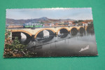 Hendaye Frontière Franco Espagnol Le Pont International - Hendaye