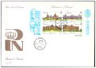 Espana / Spain 1989 FDC National Inheritance S/S - 1981-90 Cartas