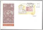 Espana / Spain 1990 FDC Stamp Exhibition Filatem 90 S/S - 1981-90 Cartas