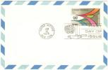 ONU - NAZIONI UNITE - UNITED NATIONS - NATIONS UNIES - 1975 - 18c - Air Mail - Carte Postale - Postal Card - Intero P... - New York - Sede Centrale Delle NU