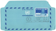 ONU - NAZIONI UNITE - UNITED NATIONS - NATIONS UNIES - 1975 - Aerogramme - New York - FDC - New York - Sede Centrale Delle NU