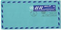 ONU - NAZIONI UNITE - UNITED NATIONS - NATIONS UNIES - 1972 - Aerogramme - New York - FDC - New York - Sede Centrale Delle NU