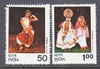 INDIA  693, 695     (o)  DANCERS - India