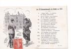 25326 Militaria Guerre 1914 Les 10 Commandements Soldat 1915 - Sexualite -  Ed Mce Dum
