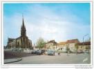 Stiring -Wendel Eglise St François Citroen 2CV - Autres Communes
