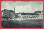 Hannut - La Gare ( Voir Verso ) - Hannuit