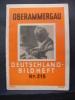 """JouRev. . Petit Livre En Allemand Portant Le Cachet Du Camp """" Oflag VII B 4 Geprüft """" Lieutenant Albert Renson - Documents"""