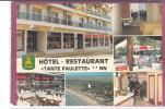 """85.- SAINT-JEAN-DE-MONTS .- Hôtel Restaurant """" Tante Paulette """" - Saint Jean De Monts"""