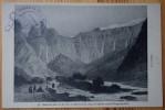 74 : Nambride Et Le Fer à Cheval En 1840 (d'après Une Lithographie ) - Animée : Petite Animation - (n°4866) - Other Municipalities