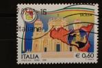 ITALIA USATI 2008 - REGIONI D´ITALIA SICILIA - RIF. G 1439 - QUALITA´ LUSSO - 6. 1946-.. Repubblica