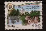 ITALIA USATI 2008 - REGIONI D´ITALIA VALLE D´AOSTA - RIF. G 1441 - QUALITA´ LUSSO - 6. 1946-.. Repubblica
